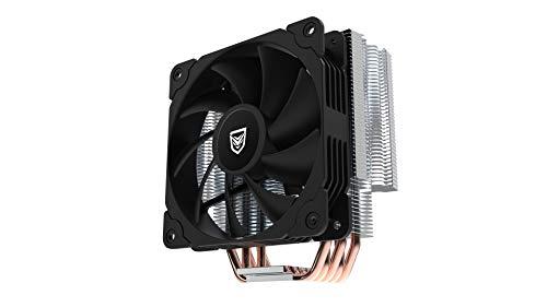 Nfortec Vela X - Dissipatore ad aria per CPU con capacità di dissipazione fino a 150 W di TDP max e installazione semplice