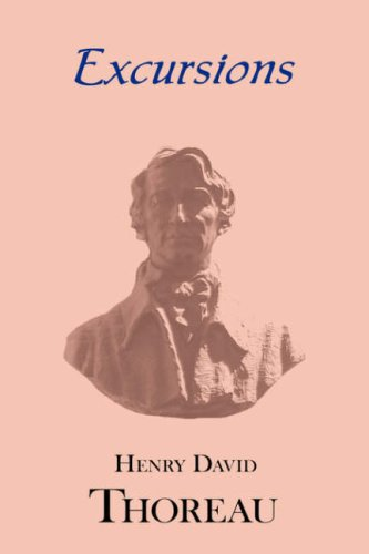Download Thoreau's Excursions with a biographical 'sketch' by Ralph Waldo Emerson 1604500336