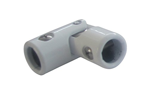 Schellenberg - 11110Junta cardán para tracción de manivela para persianas enrollables - 13mm