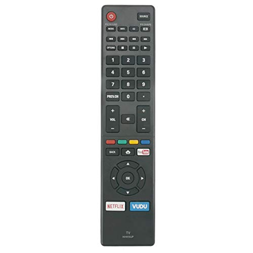New NH415UP Remote Control fits for Sanyo TV FW50C85T FW50C36F FW50C78F FW65C78F FW55C78F