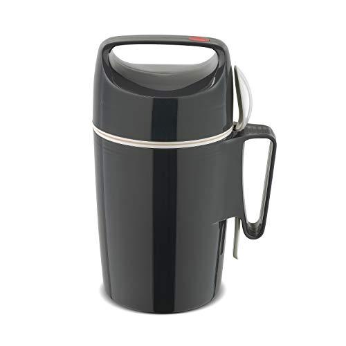 ROTPUNKT Speisegefäß 850 Dirk 0,85 l | BPA frei | Glaseinsatz |...