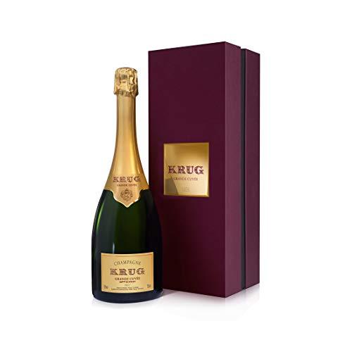Krug Grande Cuvée 166Ème Edition Brut Mit Geschenkverpackung Champagner (1 x 0.75 l)