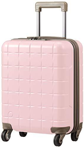 [プロテカ] TSA認可ロック 360T 保証付 40 cm 2.4kg マーメイドピンク