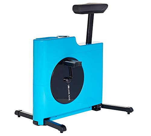 Buy Discount Daiwa Felicity Home Office Compact Foldable Under Desk Exercise Bike Standing Desk Exer...