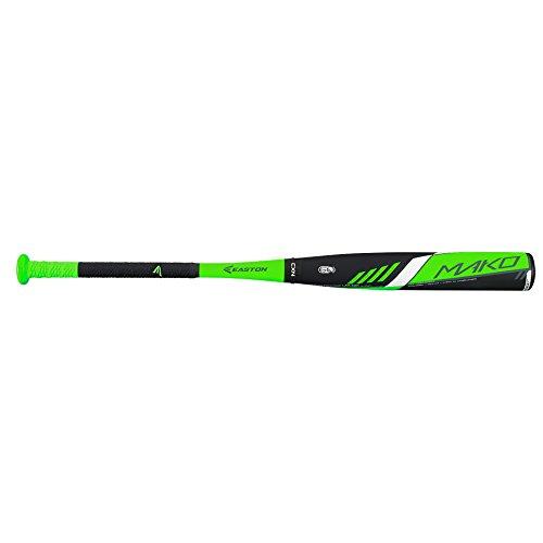 """Easton MAKO COMPOSITE Youth Baseball Bat, 28""""/17 oz"""