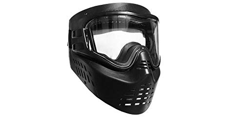 "GXG ""Stealth"" Single Lens Paintball Maske (schwarz)"