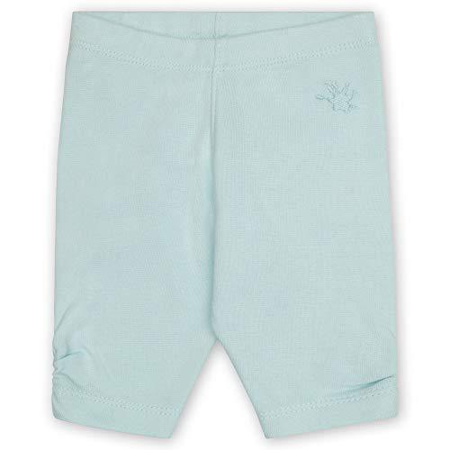 Sigikid Baby-Mädchen Capri Leggings aus Bio-Baumwolle für Kinder, Hellblau, 86