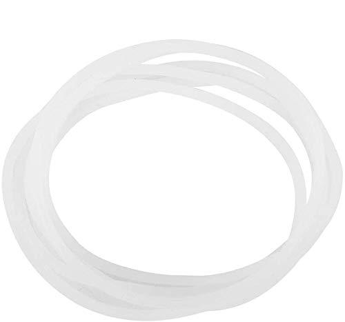 8 Pezzi Cerchio Tenuta Frullatore Guarnizione Plastica Accessori Ricambio parti Mantenere Sigillato Facile Installazione 250W
