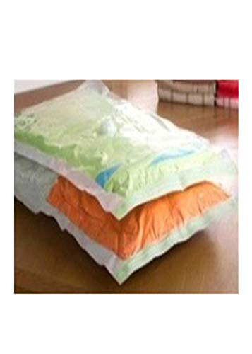 Hyuniture Compression Bag Vacuum Compression Bag Space Saver Storage Bag for Comforters and Blankets