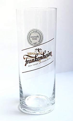 Frankenheim 0,25l Glas/Fortuna Düsseldorf/Sonderedition/Fortuna Fan / 120 Jahre/Bierglas/Bier/Biergläser/Sammlerglas