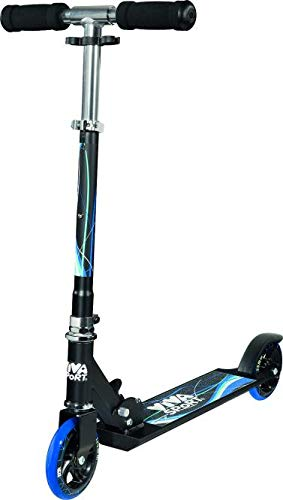 Viva Alu-Scooter Manua 125, schwarz