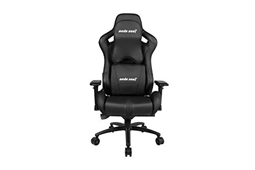 Kaiser Series Premium Gaming Chair - Black - XL