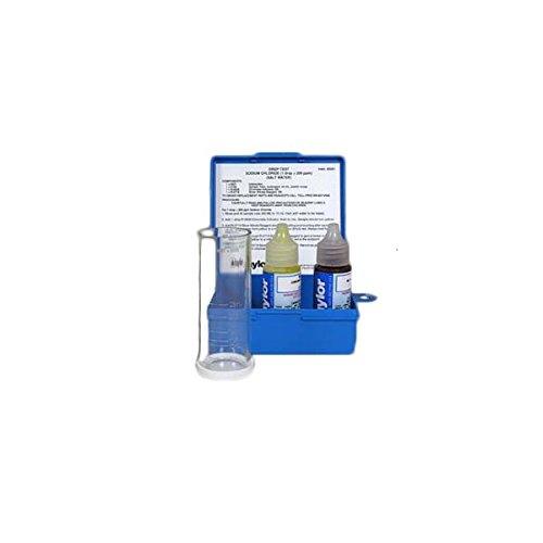 : Taylor Technologies Pool Test Kit, Test For Algae : Swimming Pool Liquid Test Kits