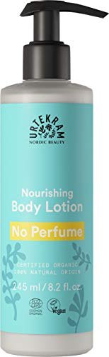 Urtekram No Perfume Reinigungslotion Bio, feuchtigkeitsspendend, 245 ml
