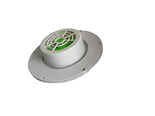 electric fan SOLAR VENT FAN AUTOMATIC VENTILATOR USED FOR CARAVANS BOATS GREEN HOUSE BATHROOM SHED HOME CONSERVATIONS