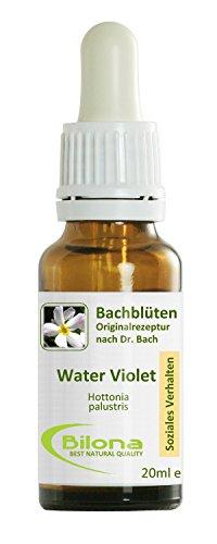 Joy Bachblüten, Essenz Nr. 34: Water Violet; 20ml Stockbottle
