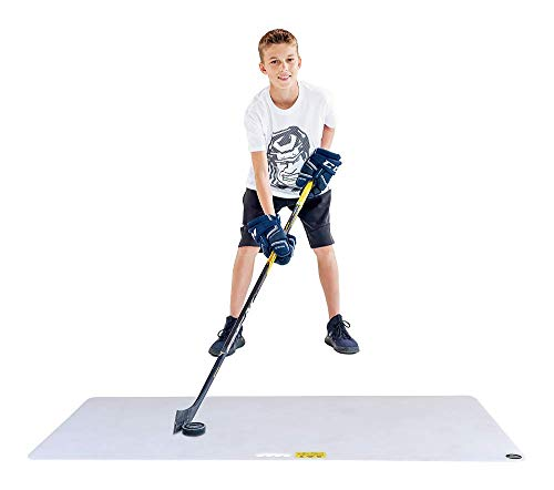Hockey Revolution My Shoot PAD Hockey Shooting Board - Professional-Grade Practice Surface for Passing & Stickhandling - Portable Sports Training Equipment - 30