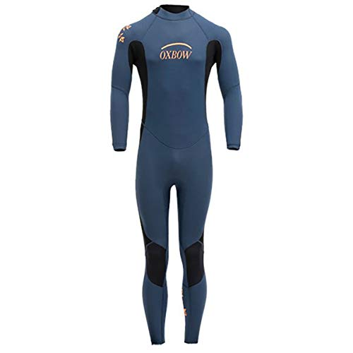 OxbOw M5wkndo - Mono de Surf para Hombre, N'est Pas Applicable, Hombre, Color Azul Ocuro, tamaño Extra-Large