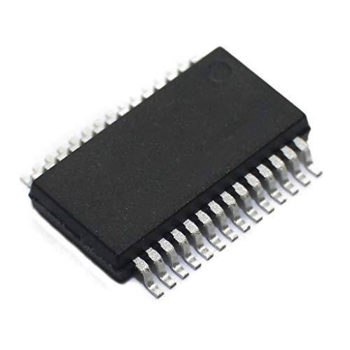 MCP23S17-E/SO IC: expander 16bit I/O port SPI SO28 1.8-5.5VDC MICROCHIP TECHNOLO