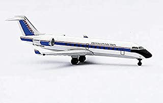 Herpa Wings SKYWEST Airlines Delta Connection CANDAIR Jet Reg 511803 1/500 diecast Plane Model