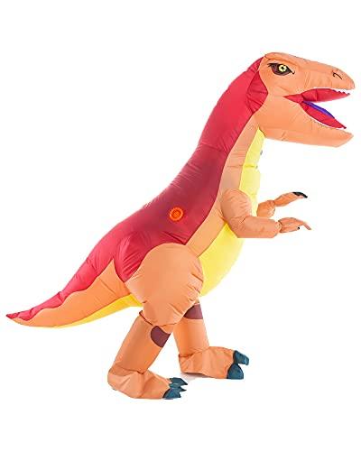 Inflatable Dinosaur Costume Adult Men Women, Blow Up Trex Dinosaur Costume Adults, Inflatable Halloween Costume Adult