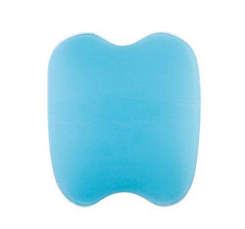 Sidas Shin Gel Pad Schienbeinschoner gegen Blasenbildung und Heizung, Blau