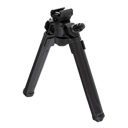 Magpul Rifle Bipod, 1913 Picatinny Rail, Black