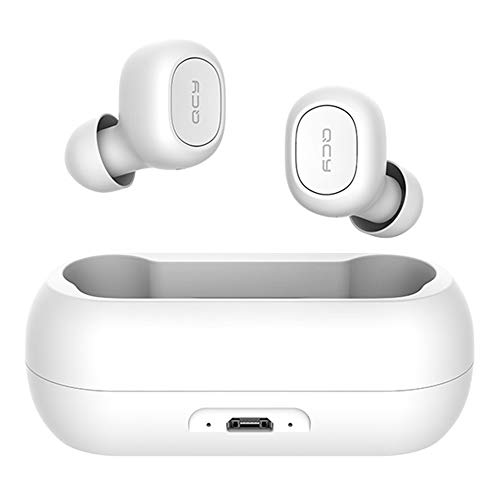 audífonos inalámbricos stf st h86546 negros fabricante QCY