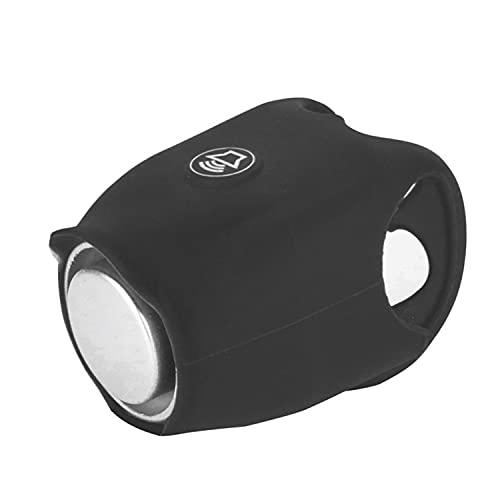 2021 Super Bike Horn - 120db Bicycle Electric Bell Train Sound, Waterproof Mountain Bike Rode Bikes Warning Horns,Super Bicycle Electric Horn Bell (Black)