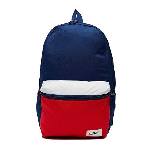 Nike Sportswear Heritage Rucksack blau/rot, OS