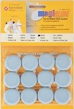 magiglide Förderung Pack 12x 30mm Gleiter für Möbel und Geräte