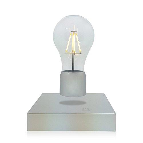 [日本メーカー製品] 空中浮遊する、次世代LEDランプ LEVISTAGE AIRLight (レビステージ エアライト) [メーカー製品保証付]