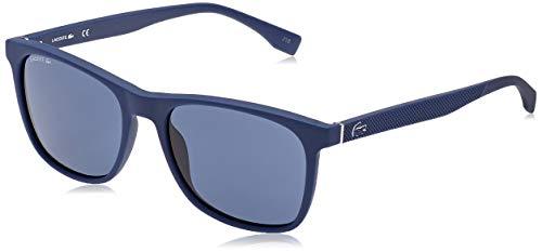 Lacoste L860S 424 56 Gafas de sol, Matte Bluee, Unisex-niños
