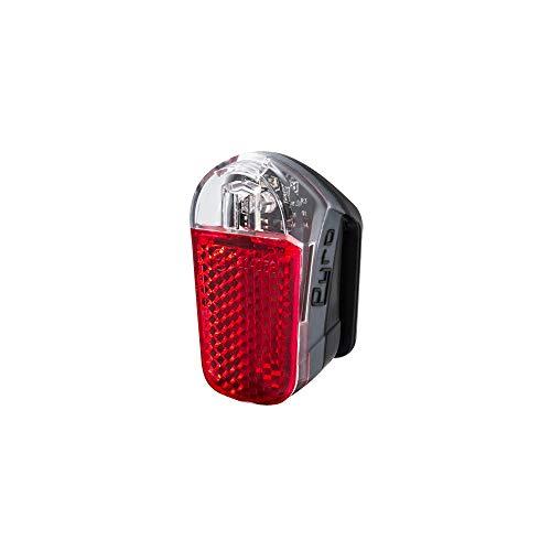 Motodak Beleuchtung Fahrrad Knopfzelle Ar Spanninga LED Pyro 20 Lumen Flash (Skibindung Sattelstütze)