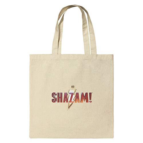 Shazam! Einkaufstasche mit Film-Logo Small multi