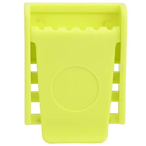 Alomejor Hebilla de cinturón de Peso de Buceo Buceo al Aire Libre Cinturón de Peso de Buceo de plástico Hebilla de liberación rápida para Accesorio de Correa de Cintura(Amarillo Brillante)