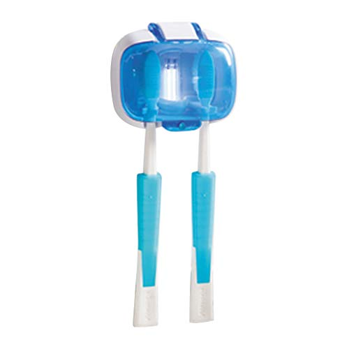 UV-Desinfektions-Wanddesinfektionsbox Zahnbürsten-Desinfektionsmittel für Badezimmer