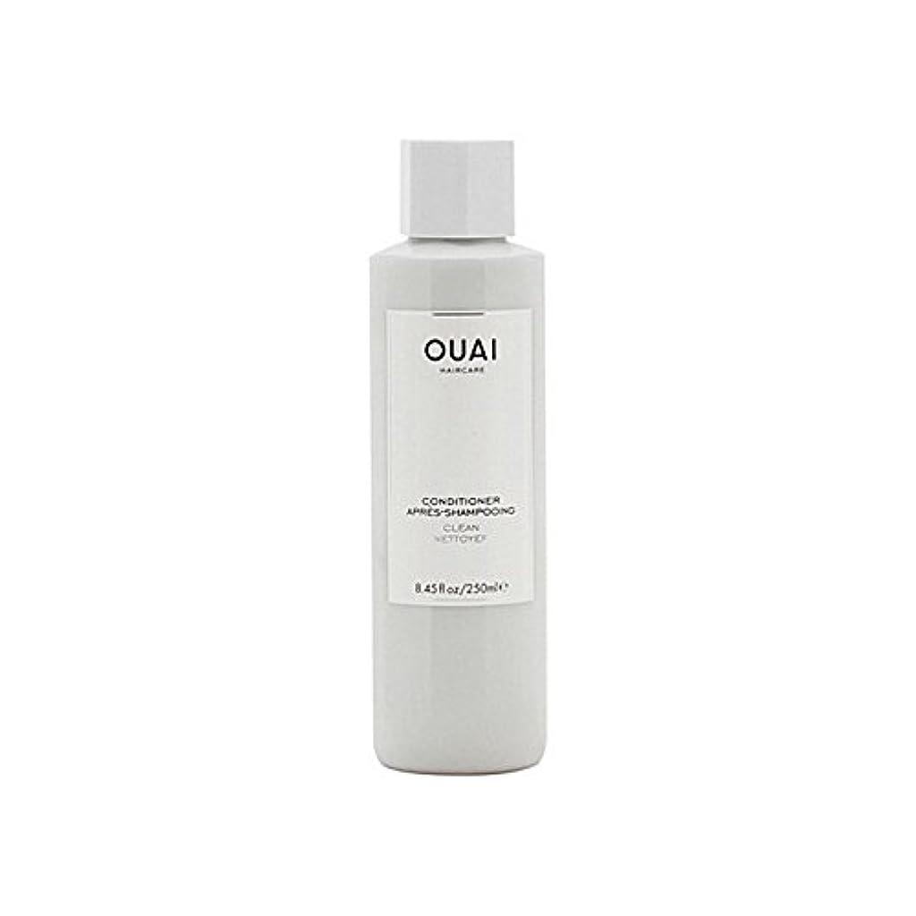 半球設置暴露するOuai Clean Conditioner 300ml (Pack of 6) - クリーンコンディショナー300ミリリットル x6 [並行輸入品]