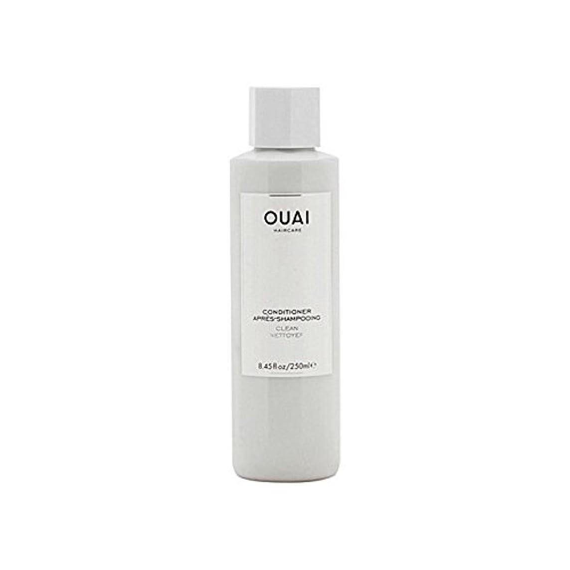 ロードブロッキングインフレーション外部Ouai Clean Conditioner 300ml - クリーンコンディショナー300ミリリットル [並行輸入品]