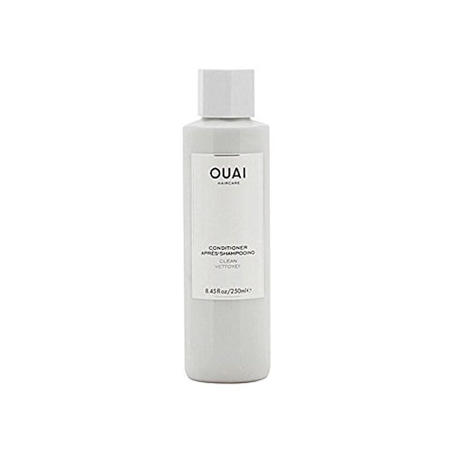 ご近所ビジネスこねるOuai Clean Conditioner 300ml (Pack of 6) - クリーンコンディショナー300ミリリットル x6 [並行輸入品]