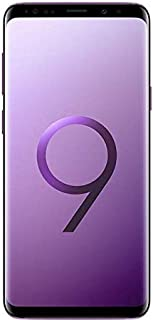 Samsung Galaxy S9+ Dual Sim - 256GB, 6GB Ram, 4G LTE, Lilac Purple - Middle East Version