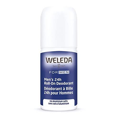 Weleda Deodorant Men Roll-On 24H, 50 ml