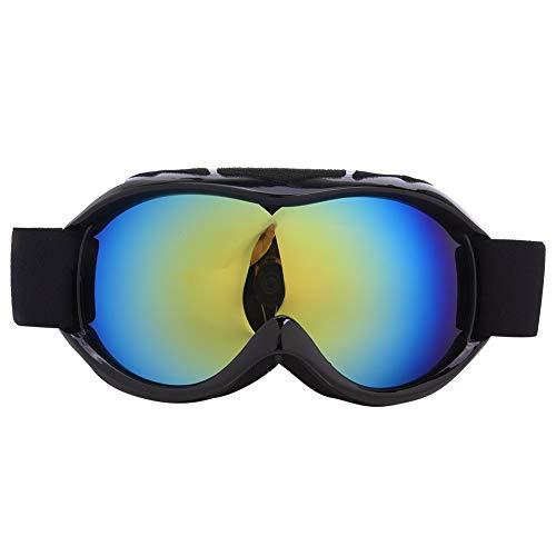 Felenny Gafas Al Aire Libre Gafas Deportivas Antiniebla a Prueba de Viento Gafas con Orificio de Aire Banda Ajustable para Correr Pesca Conducción de Golf
