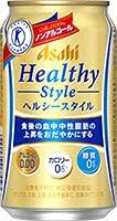 アサヒヘルシースタイル[缶]350mlx24本(ケース販売)