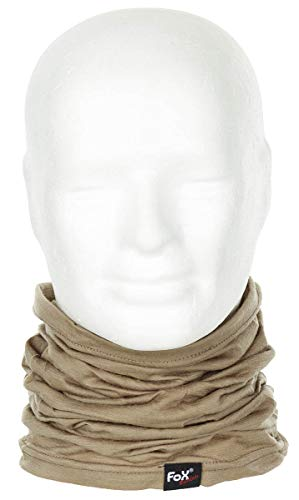 Fox Outdoor Rundschal, Merino Lite (Coyote tan)
