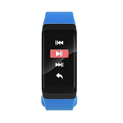 Multi-function Waterproof Dynamic Heart rate UI Smart Bracelet Watch,Mamum Waterproof Bluetooth Sport Fitness Tracker Smart Bracelet Watch Colorful Screen from Mamum