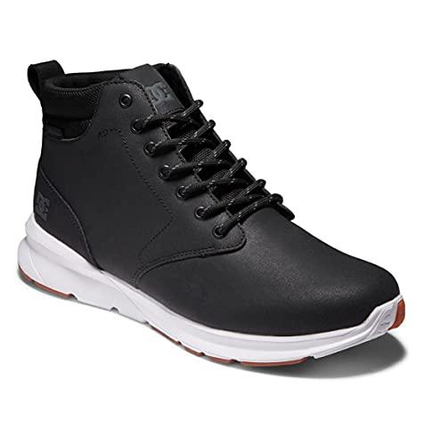 DC Shoes Mason 2 - Zapatillas de Cuero Resistentes al Agua - Hombre - EU 46