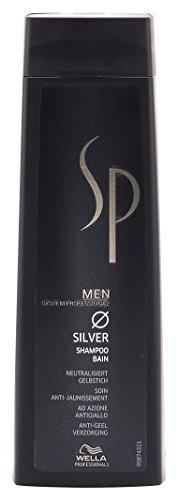 Wella SP Men Silver Shampoo, 250 ml