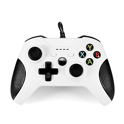 Controladores Controlador con cable USB para Xbox One Videojuegos Joystick Mando para...