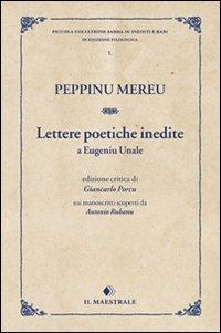 Lettere poetiche inedite